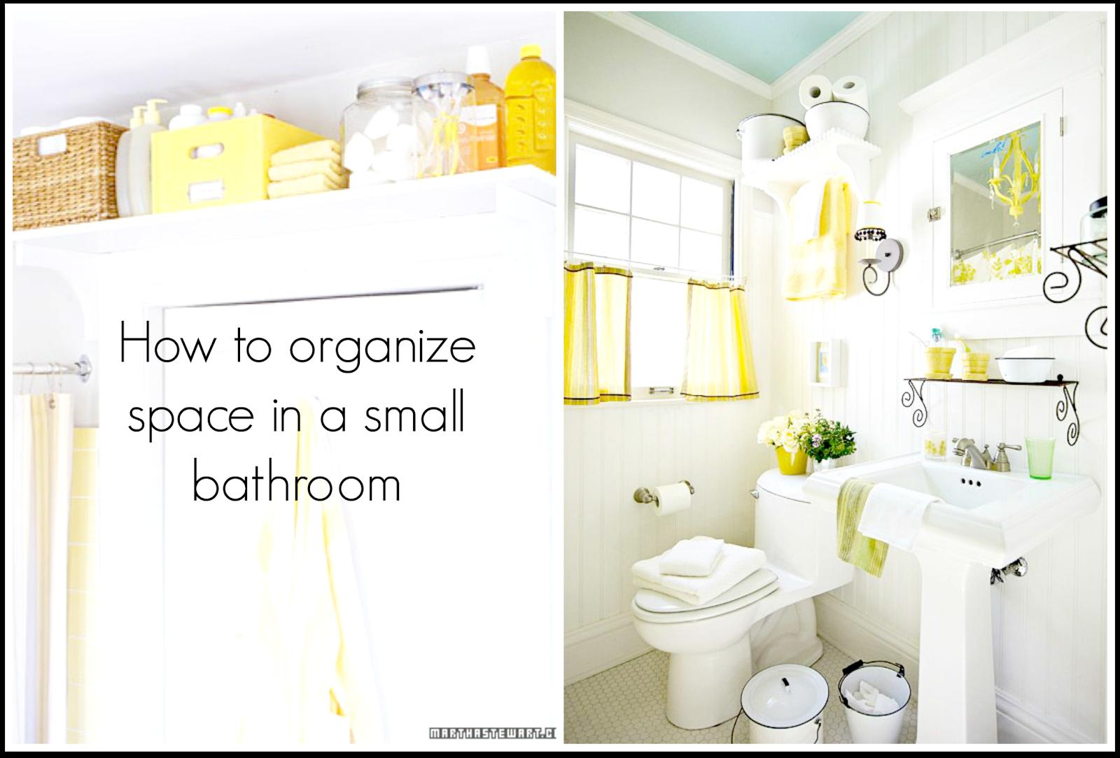 jak wykorzystać miejsce w łazience