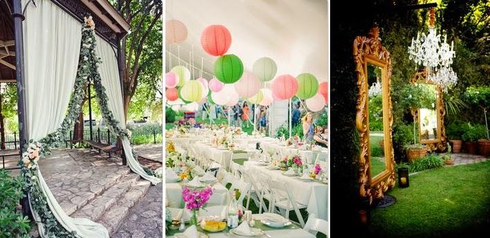 Unforgettable Garden Wedding Decor: Hitched Wedding Planners Singapore: Garden Themed Weddings