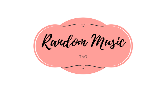 Random Music TAG: Don't mind