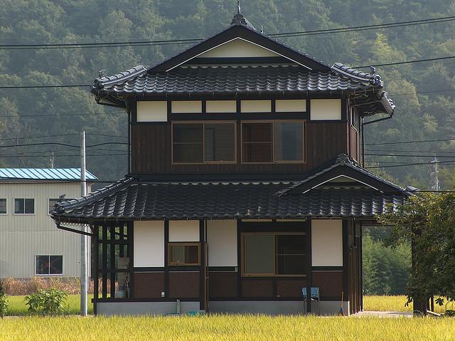 mon petit japon photos de maisons traditionnelles japonaises. Black Bedroom Furniture Sets. Home Design Ideas