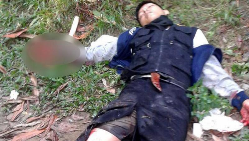 Sultan Aziansyah, pelaku penyerangan pos polisi di Tangerang