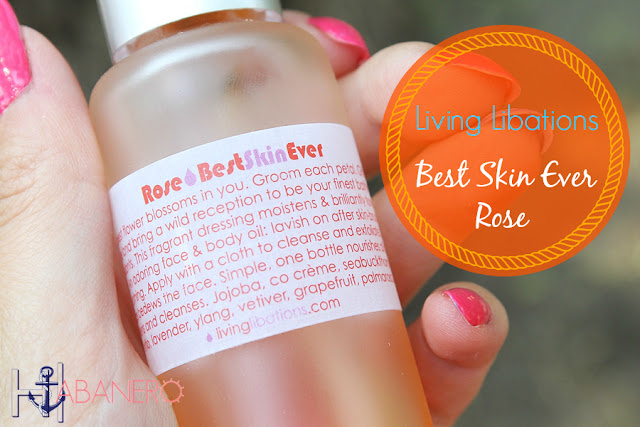 LIVING LIBATIONS Best Skin Ever Rose REVIEW recensione