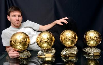Foto Lionel Messi Terbaru
