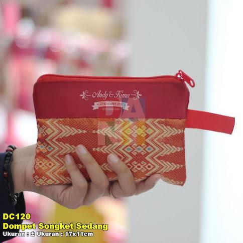 Dompet Songket Sedang