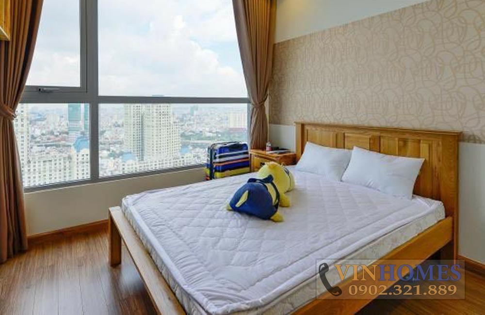Bán căn hộ Vinhomes The Park 4 - phòng ngủ 1