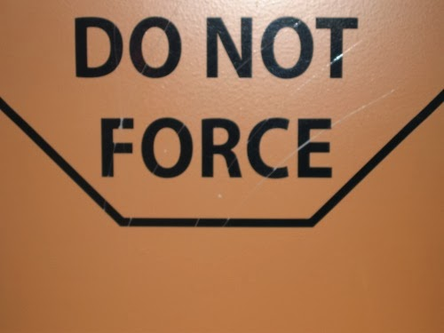 Self Love U: Don't Force It