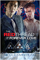 Review: The Red Thread of Forever Love by Nicole Kimberling