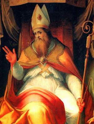 Imagen de San Ambrosio Obispo