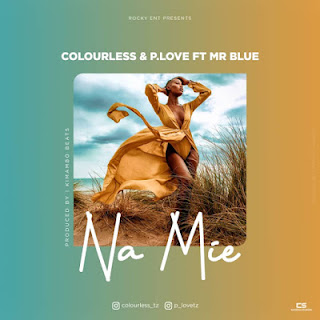 AUDIO | Colourless & p love ft Mr blue - Na mie| [official song]