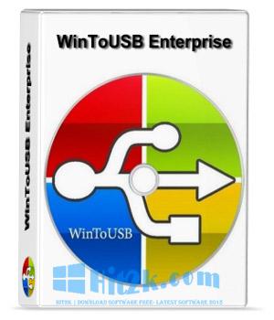 WinToUSB Enterprise 3.6 Crack [Latest] Full Keygen