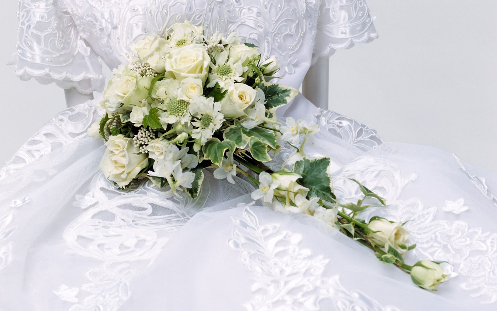 white wedding bouquet wallpaper - photo #14