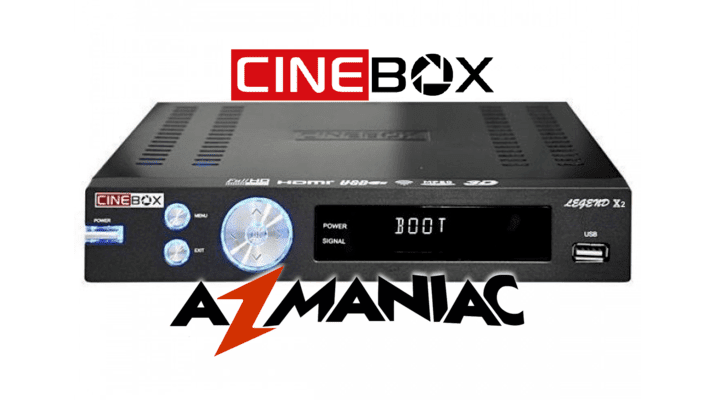 Cinebox Legend X2 ACM