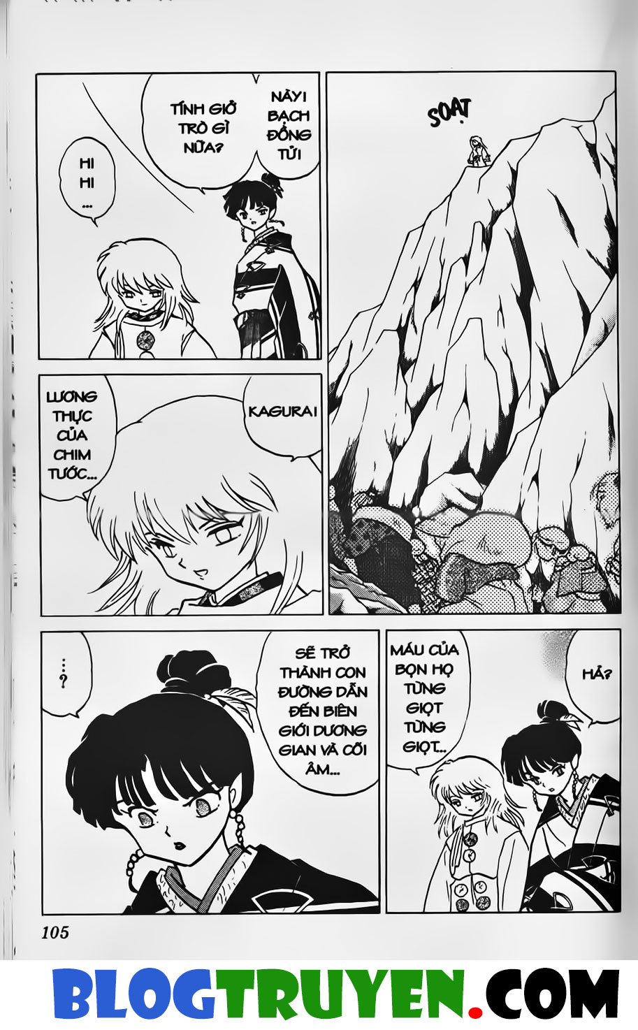 Inuyasha vol 31.6 trang 10