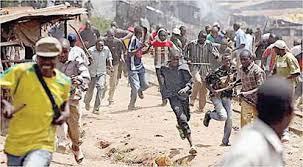 Communal Clash in Cros River