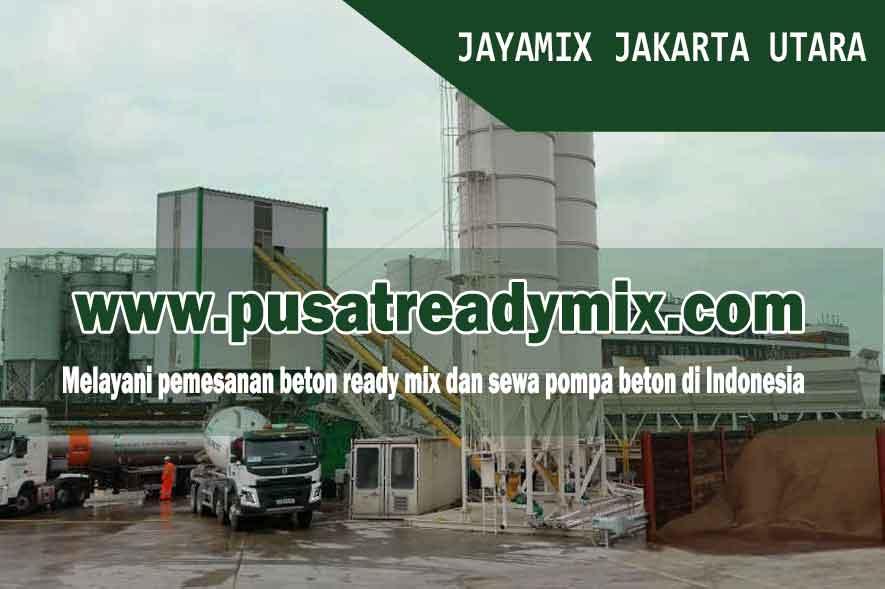Harga Beton Jayamix Tanjung Priok Jakarta Utara 2020