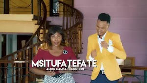 Download Video | Rose Muhando ft Stephen Kasolo - Msinifatefate