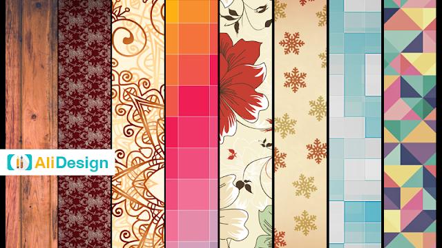 تحميل مجموعة خلفيات فوتوشوب Pattern للتصميم 2016