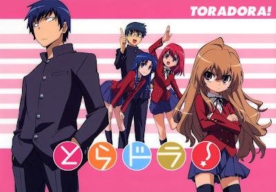 Toradora - anime