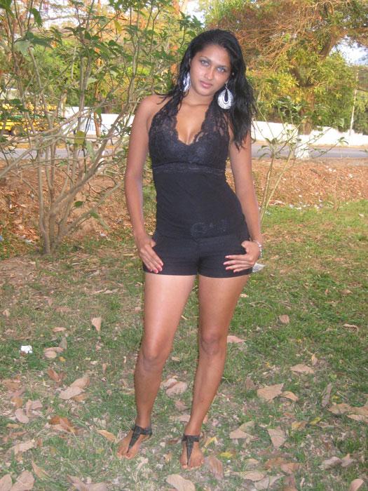 Swimsuit , Bikini Girls: Sri Lankan Actress Nadeesha Hemamali