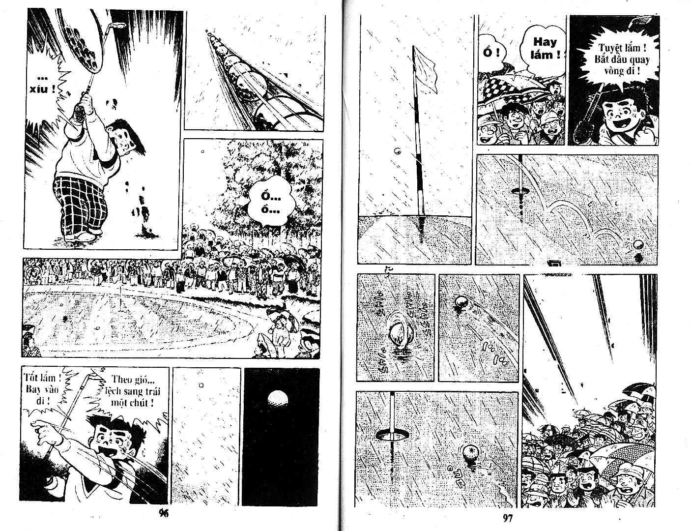 Ashita Tenki ni Naare chapter 27 trang 47