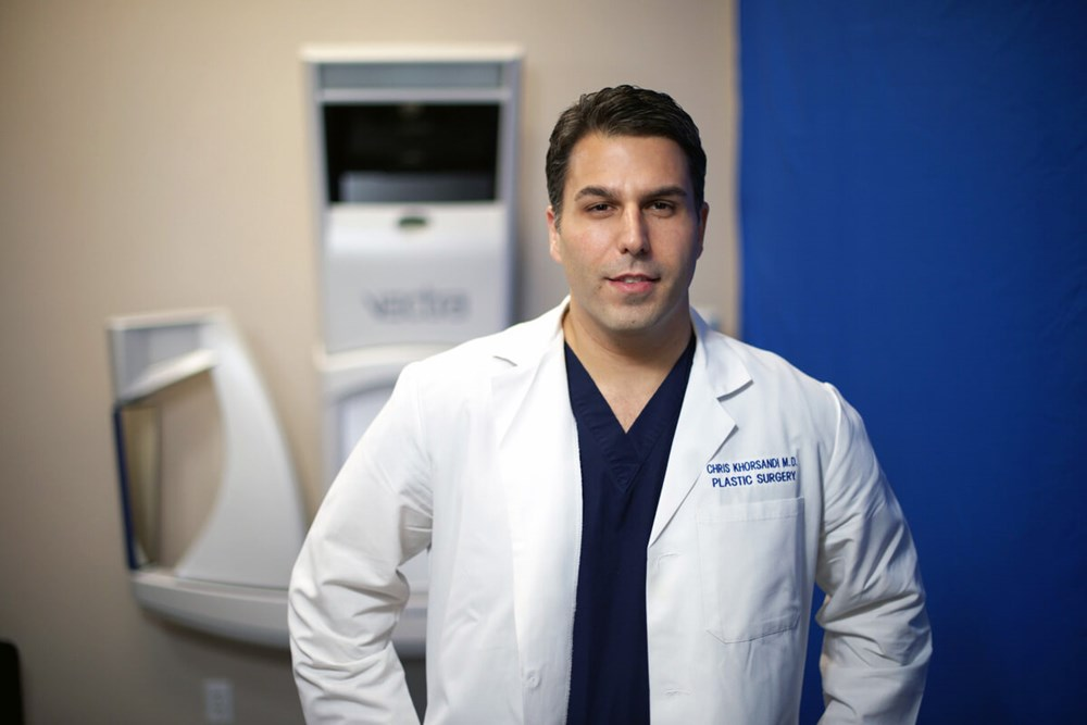 How Dr. Chris Khorsandi Changed the Face of Plastic Surgery