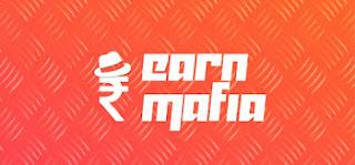 Earn Free Paytm Cash from Earn Mafia app