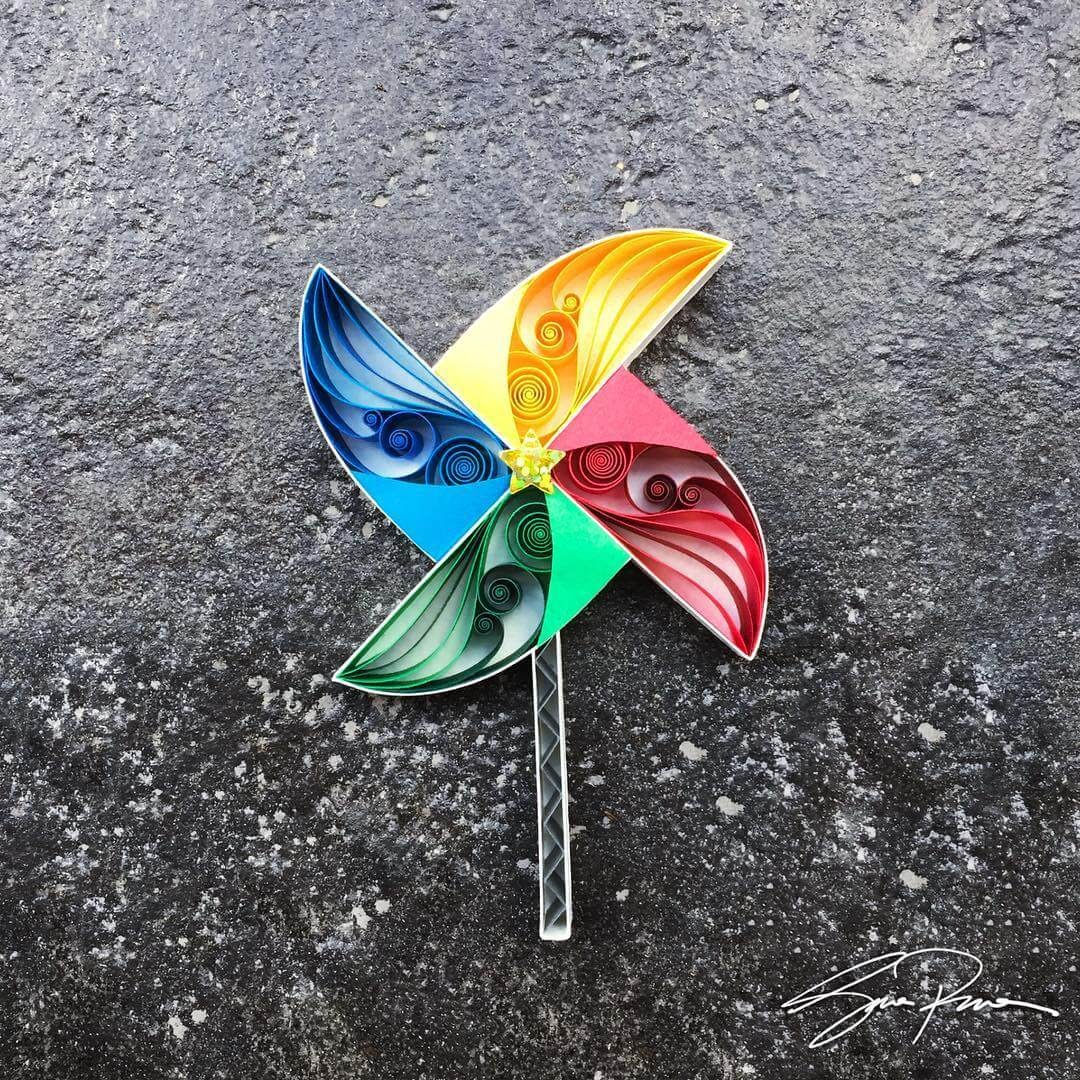 10-Windmill-Toy-Sena-Runa-Quilling-Art-Animals-and-Objects-www-designstack-co