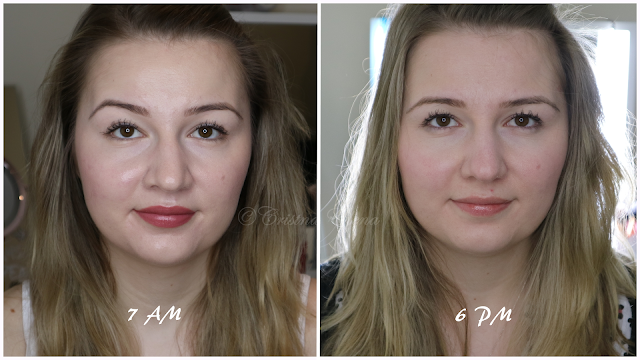bourjois healthy mix foundation review lasting power