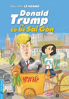 Donald Trump và cô bé Sài Gòn