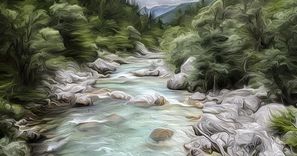 Photoshop Oil Paint Filter