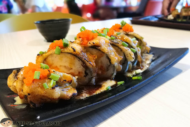 Quality Japanese Dishes for Less in Enterprise Tower, Makati