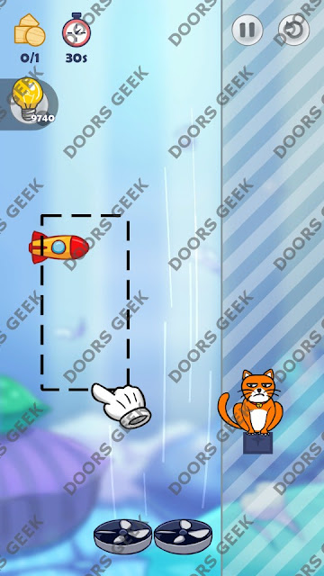 Hello Cats Level 192 Solution, Cheats, Walkthrough 3 Stars for Android and iOS
