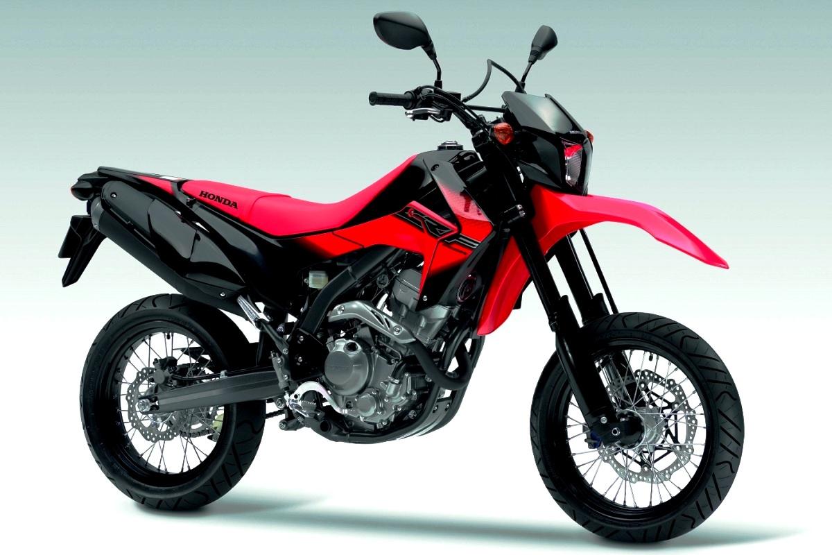 Honda CRF250M Supermoto. Majalah Otomotif Online