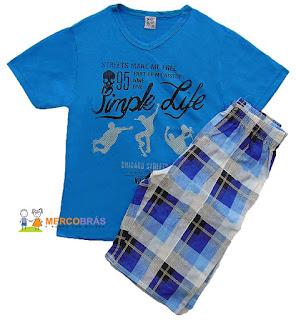 Revenda de saldos de moda infantil