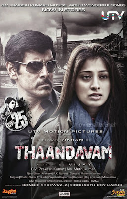 Thaandavam 2012 Watch full hindi dubbed movie