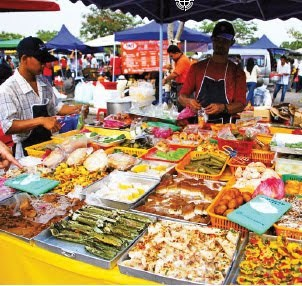 11 Makanan Yang Ramai Orang Beli di Bazar Ramadhan