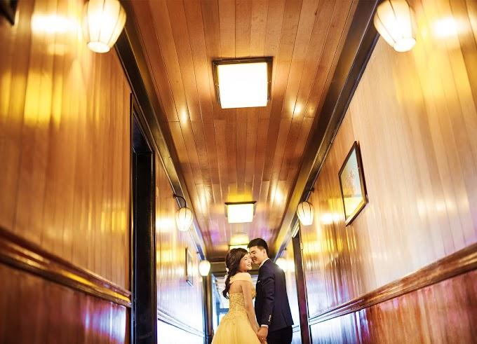 Ảnh cưới đẹp chụp tại Hạ Long / Thuy + Linh