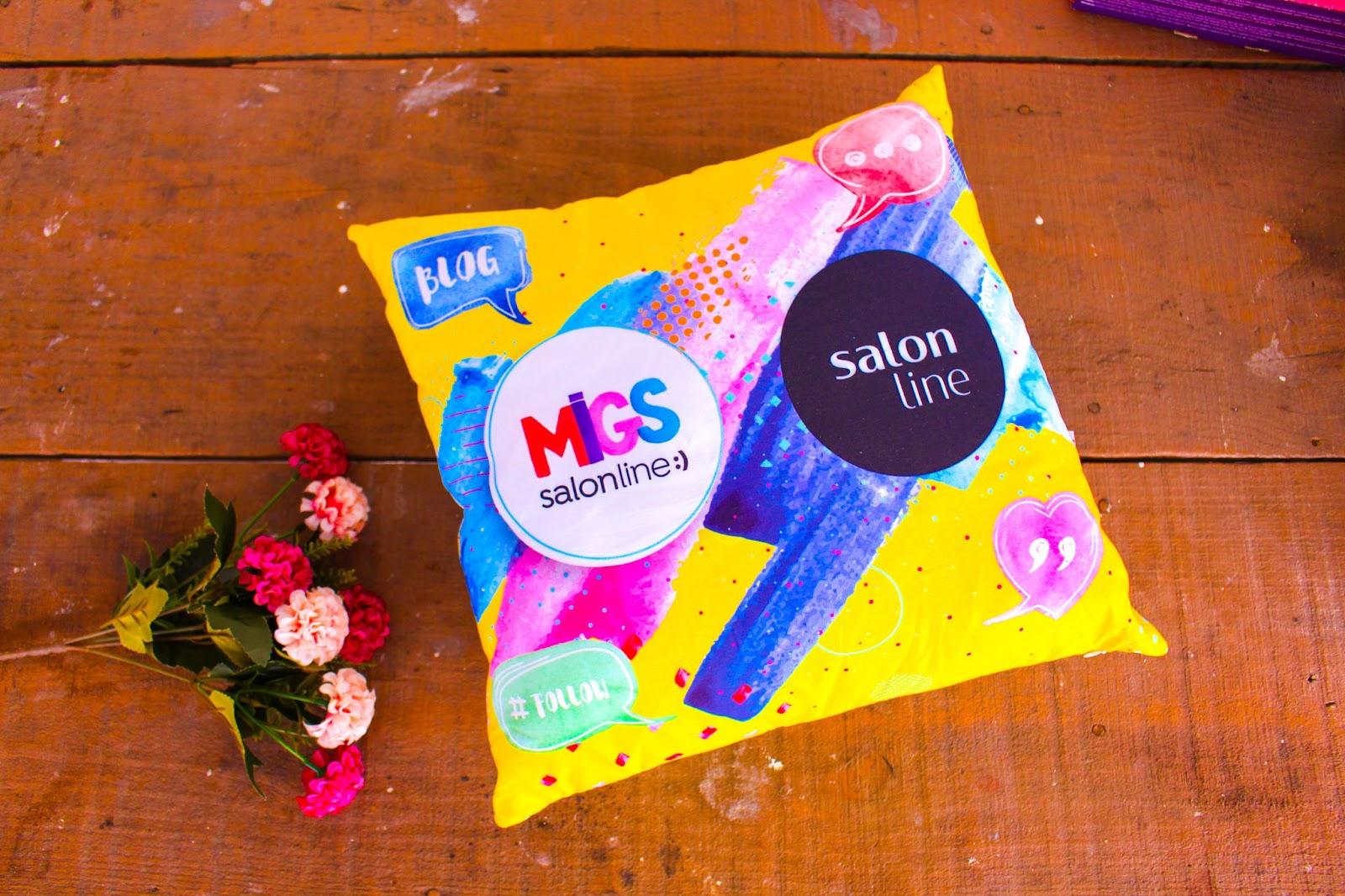 Recebido de Fevereiro da Salon Line | #Migs