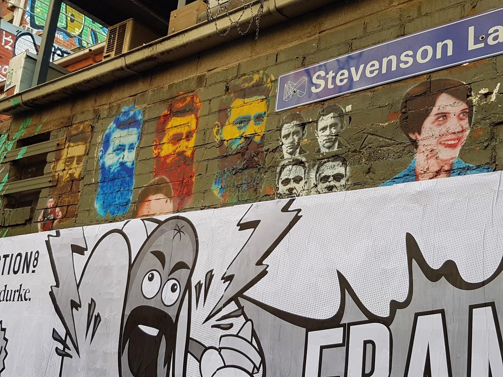 Melbourne: Street Art and Graffiti Chronicles