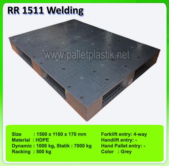 pallet-plastik-heavy duty- RR-1511