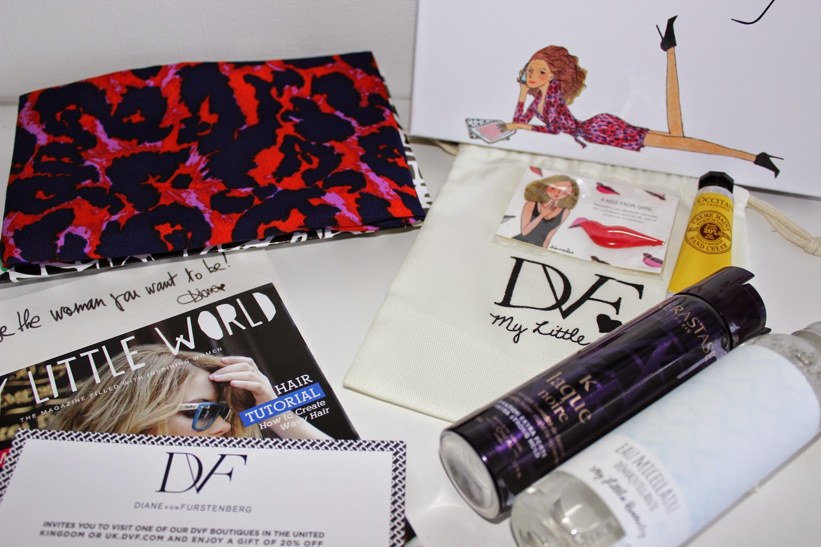 My Little Box - By DVF