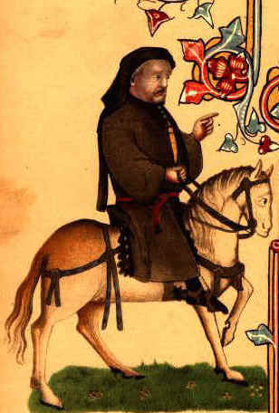 Geoffrey Chaucer Was Captured By The French During The Hundred Years' War