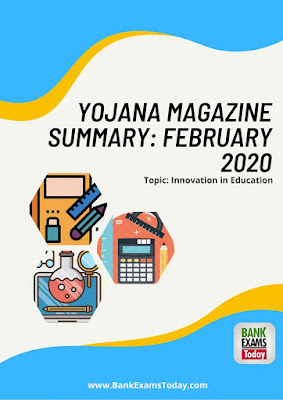 Yojana Magazine Summary: February 2020