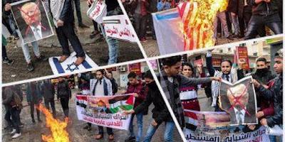 إضراب شامل فى الأراضى الفلسطينية