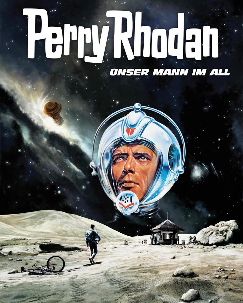 1961 Perry Rhodan: Nebulosa Do Saber: Perry Rhodan