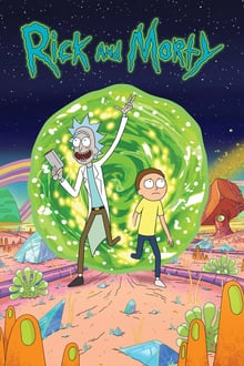 Serie Rick y Morty