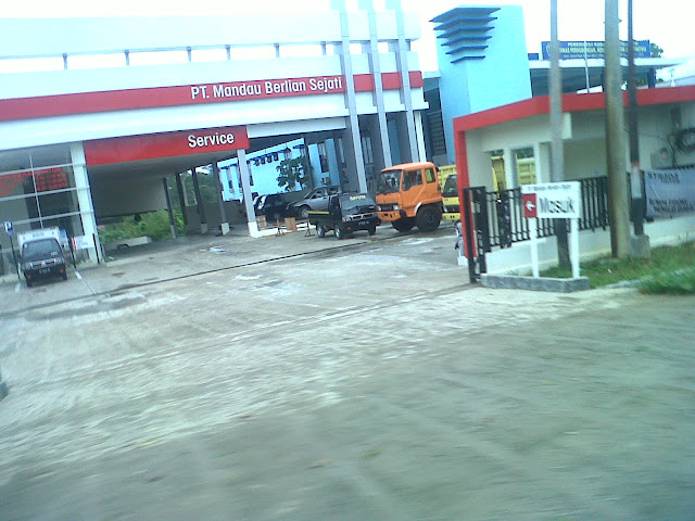 Dealer Resmi Mitsubishi Tanjung Selor Kaltara