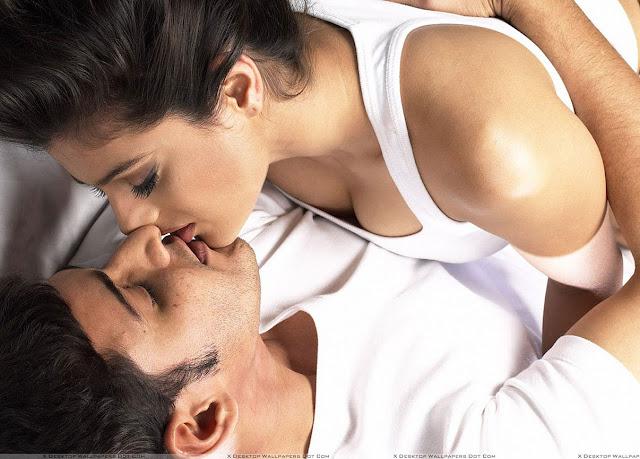 Tips Berciuman dengan Kekasih