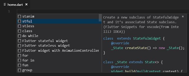 Rahmat Siswanto - Flutter Get Data JSON API