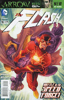 The Flash #16 Cover